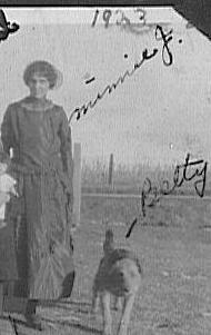 Minnie Alice <I>McElhiney</I> Johnson