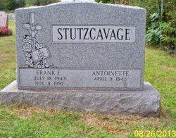 Frank E Stutzcavage