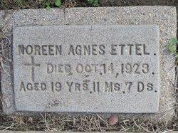 Noreen Agnes Ettel