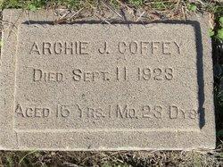 Archie J Coffey