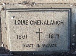 Louie Chekalavich