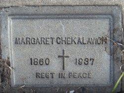 Margaret Chekalavich