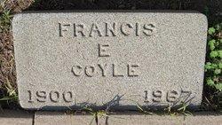 "Francis E ""Frank"" Coyle"