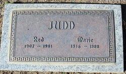 Red Judd
