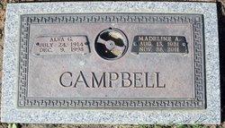 Alva G Campbell