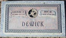 Gordon H Demick