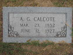 Allen Green Calcote