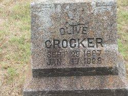 Oliver Arnold Crocker