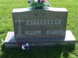 Edith L. <I>Reising</I> Atteberry