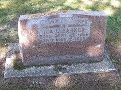 Mrs Ida Lillian <I>Ramalia</I> Barker