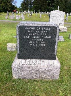 Catherine <I>Dugan</I> Crispell