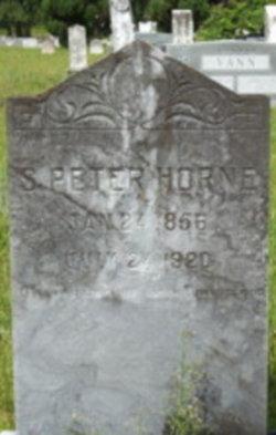 Simon Peter Horne