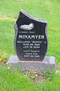 "Rolland J ""Ronny"" Minamyer"