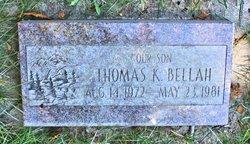 Thomas K Bellah