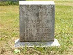 Reuben Redman Bagwell