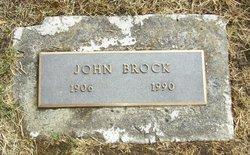 John Brock