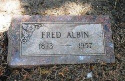 Fred Albin