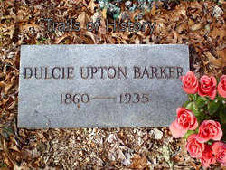 "Dulcena S ""Dulcie"" <I>Upton</I> Barker"