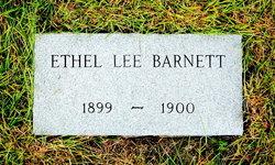 Ethel Lee Barnett