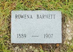 Rowena Barnett