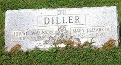 Mary Elizabeth <I>Skiles</I> Diller