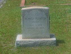 Blakely Rushton Swint