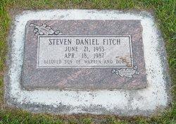 Steven Daniel Fitch