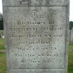 Bethiah <I>Baldwin</I> Crane