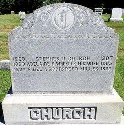 Stephen Delevan Church