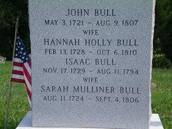 Capt John Bull