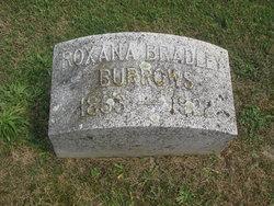 Roxanna E <I>Bradley</I> Burrows