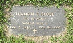 Leamon C Close