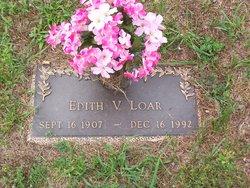 Edith Virginia <I>Hovermill</I> Loar