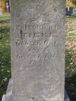 Friedrich Heinrich Tieke