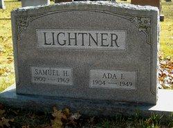 Ada I. <I>Baker</I> Lightner