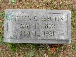 Mary Ellen <I>Cutchin</I> deButts