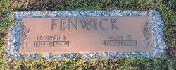 Leonard Bray Fenwick