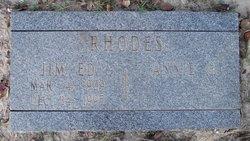 Jim Ed Rhodes