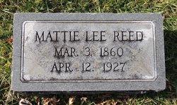Mattie Lee Reed