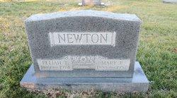 Mary E. <I>Jarboe</I> Newton