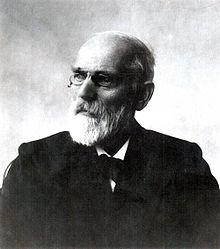 Dr Johannes Diderik Van der Waals