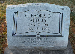 Cleaora B. Audley