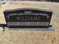 John Royce Williams, Sr