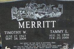 Timothy W Merritt