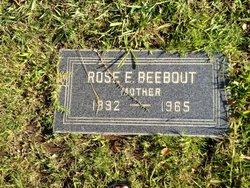 Rose Ethel <I>Copsey</I> Beebout