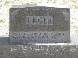 Edith Hope <I>Purdum</I> Unger
