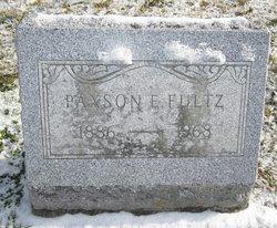 Paxson E. Fultz