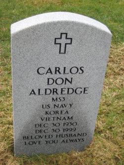 Carlos Don Aldredge