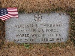 Adrian Louis Thebeau