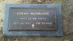"Loran ""Mac"" McFarland"